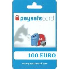 100 Euro Paysafecard