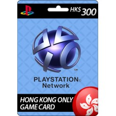 Sony Playstation Network HK$300 Card (HK)